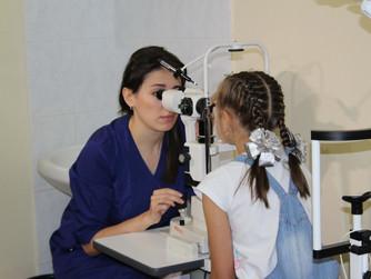 В ГБУЗ ПОДКБ им. Н.Ф Филатова пополнилась база офтальмологического оборудования