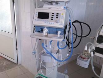В отделении  анестезиологии и реанимации ГБУЗ ПОДКБ им. Н.Ф. Филатова введен в эксплуатацию новый ап