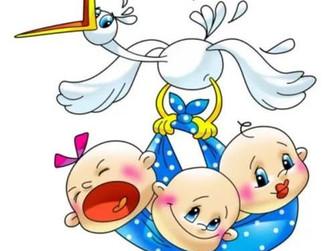 В Пензенском перинатальном центре  на свет появилась первая тройня