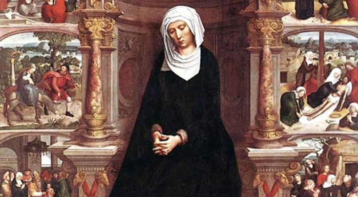 Our Lady of Sorrows, Isenbrandt