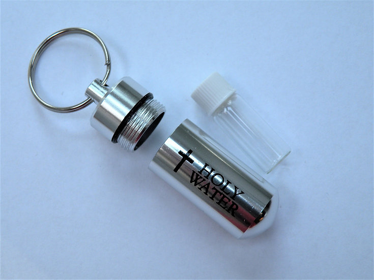 Holy Water Keychain