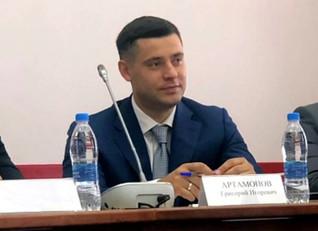 Григорий Игоревич Артамонов - Глава городского округа Чехов
