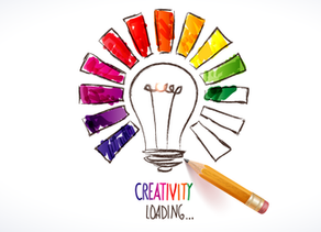 Some tips to improve your creativity!