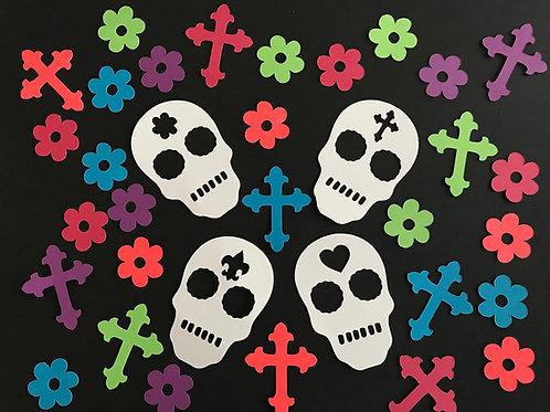Dia de los Muertos Party Confetti