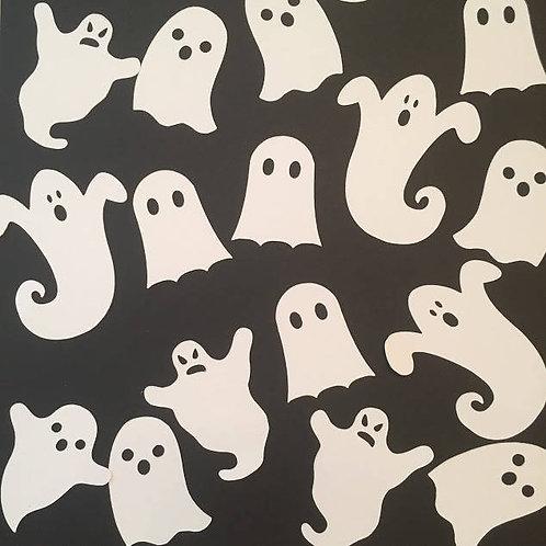 Ghost Halloween Confetti