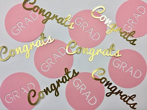 Congrats Grad Confetti