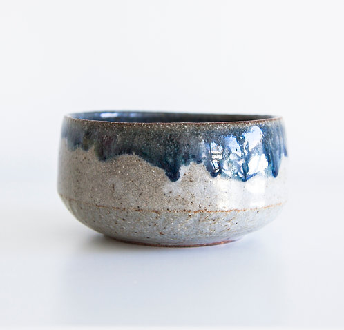 Breezy Blues Handmade Ceramic Bowl