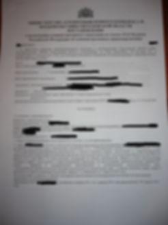 Постановление о назначении штрафа (алкоголь 01)