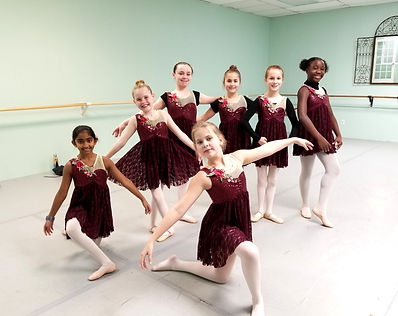 ballet dance class studio lessons preteen kids students girls teen sandy springs, ga