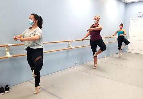 adult ballet class dance lesson dancer atlanta ballerina lessons sandy springs, ga