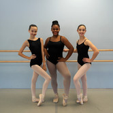 3 Sr. Co. Dancers