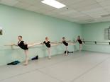 Jr. Co. Ballet Class