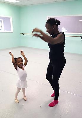 dancer toddler mommy and me sandy springs ballet class dance studio