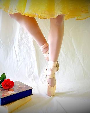 ballet pointe dancer summer intensive sandy springs dance class