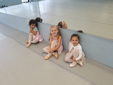 4 year old ballet class