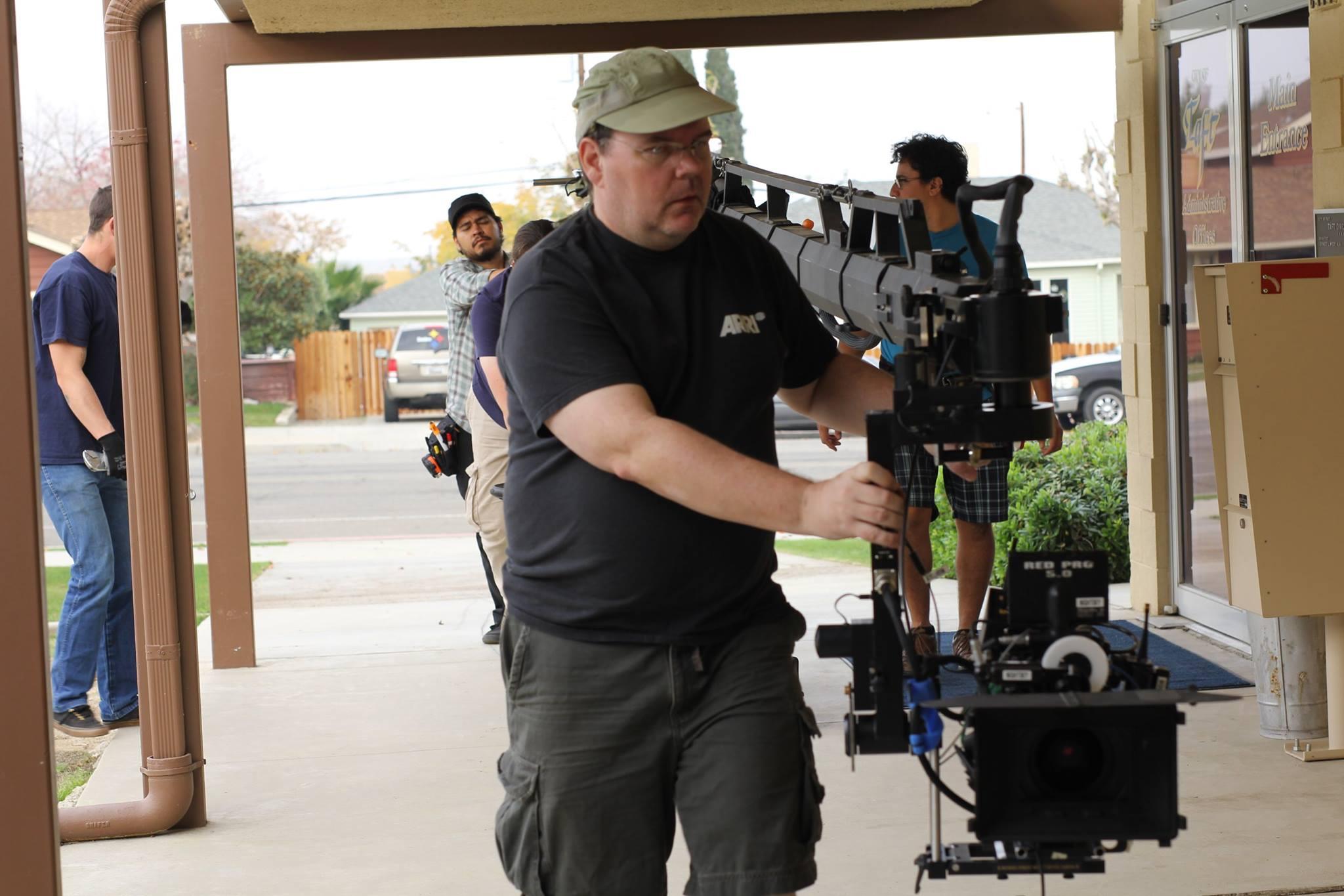 Camera Crew on LOTM