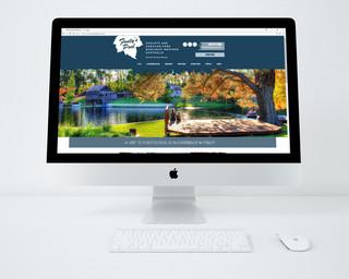 Fontys Pool Website Design