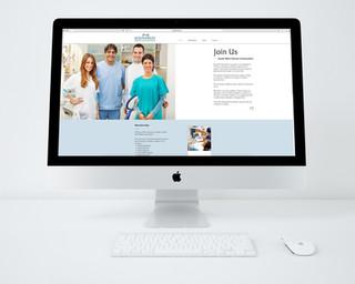 South West Dental Convocation Website Design