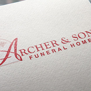 Archer and Sons Logo revision