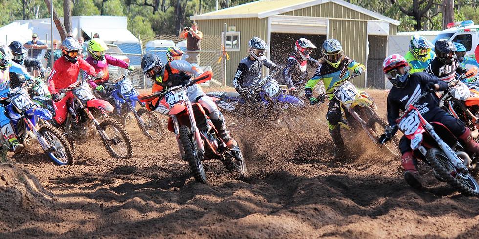 MWA State Motocross Junior & Senior Championship