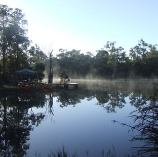 Donnelly Lakes Chalets Winter Escape