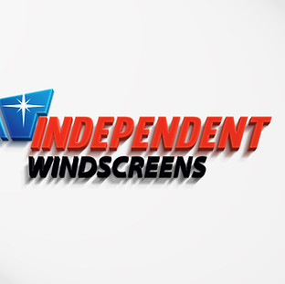 Independent Windscreens Logo Design