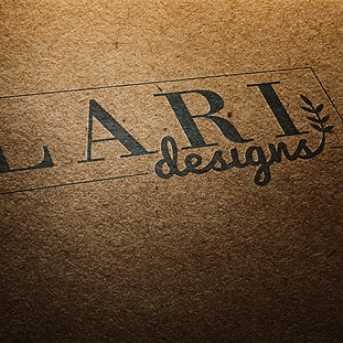 Lari Designs Logo Design