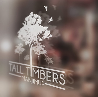 Tall Timbers Logo Design