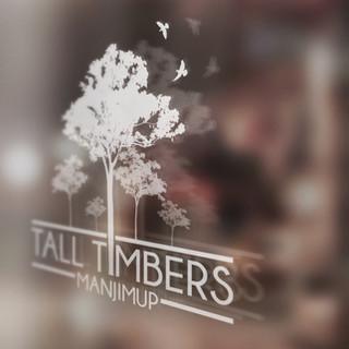 Tall Timbers Logo Design