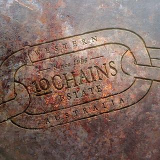 Ten Chains Brand Design