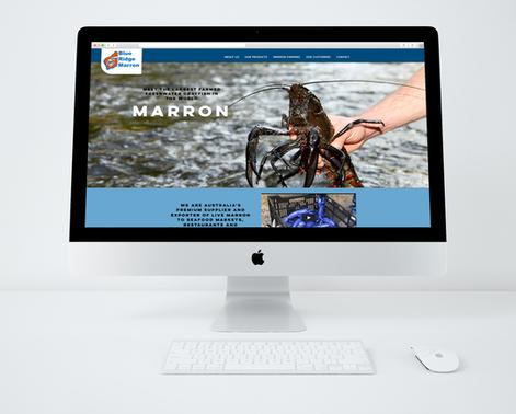 Blue Ridge Marron