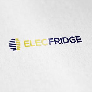 Elecfridge Logo Design