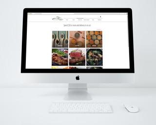 Alsa Fine Foods Website Design