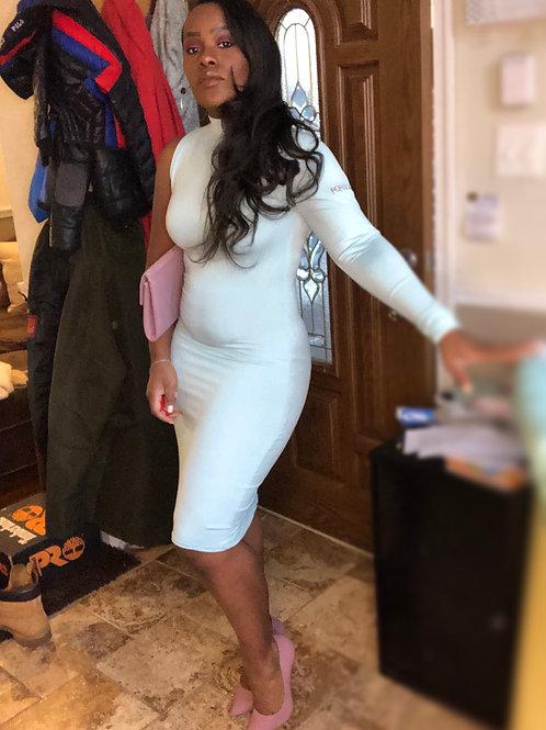 Ayda One Sleeve Dress