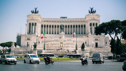 Wouldn't it be simpler if the Italian government simply dissolved the people and elected another?