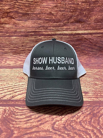 Horse Show Husband