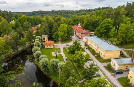 Top-View-Fiskars-Village-Summer-Finland.
