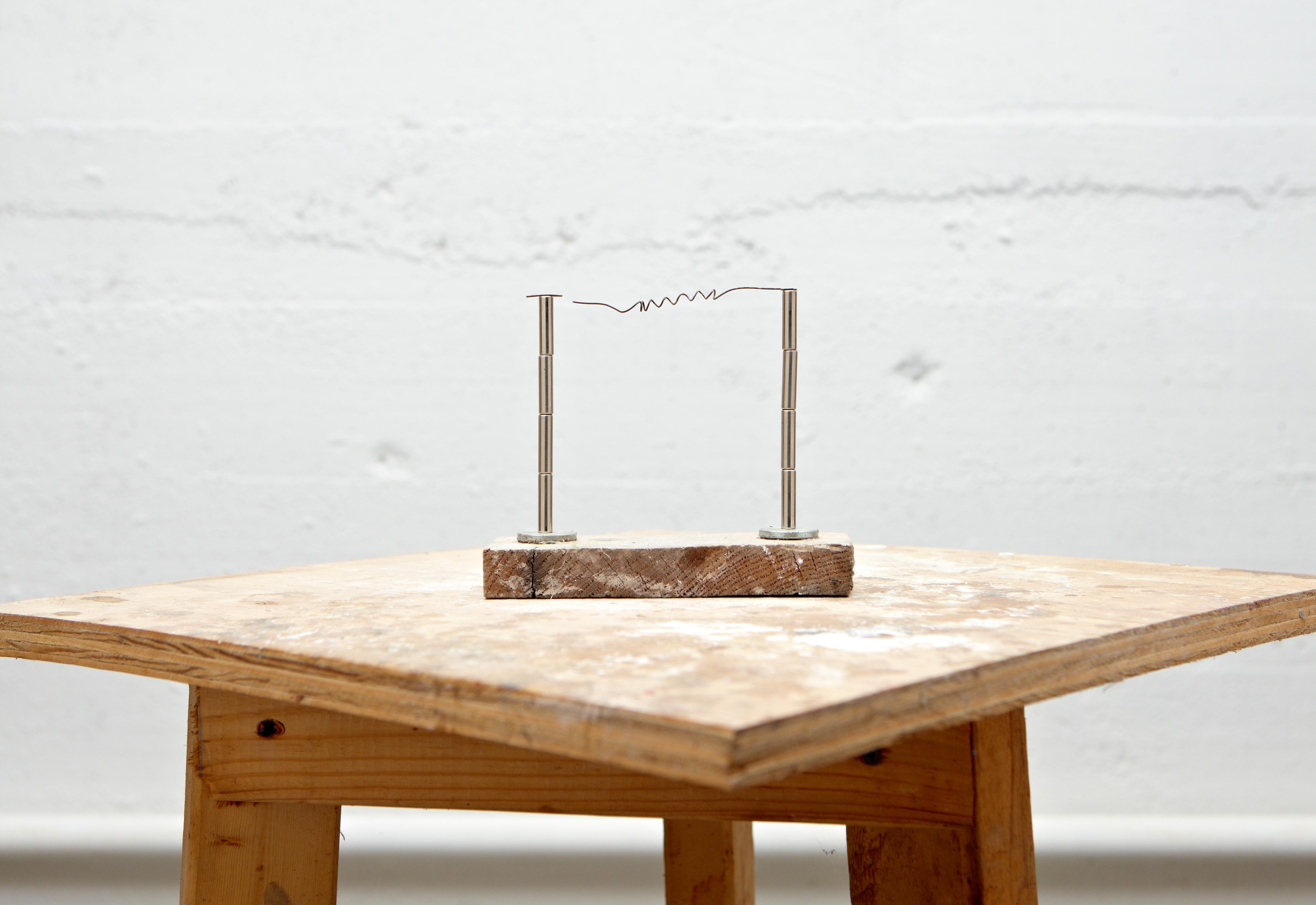untitled (suspension v.1), 2007