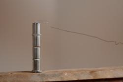 untitled (suspension v.2), detail
