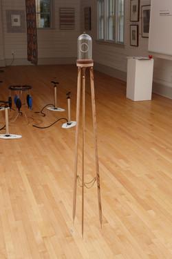 untitled (soldered solder), 2010-16