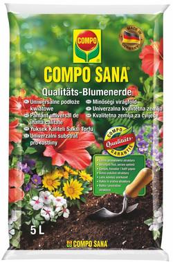 COMPO Universal Potting Soil, 5L