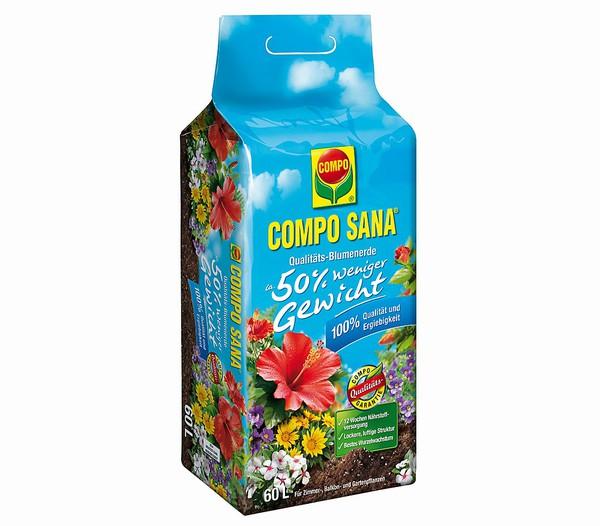 COMPO Universal Potting Soil, 60L