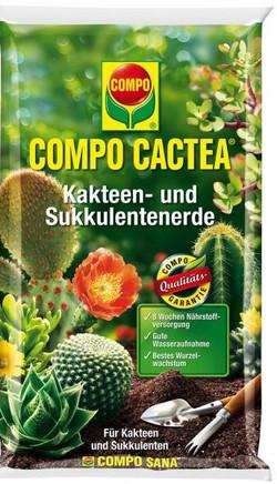COMPO Succulents & Cactus, 5L