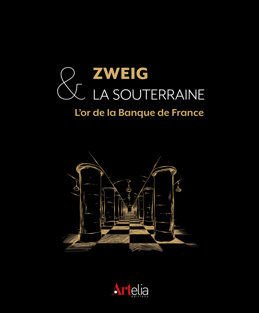 Beau Livre Zweig et la Souterraine