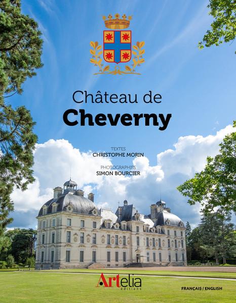 Beau Livre Château de Cheverny