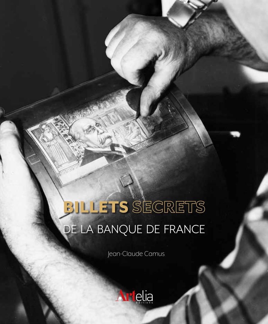 Beau livre Les Billets secrets de la Banque de France