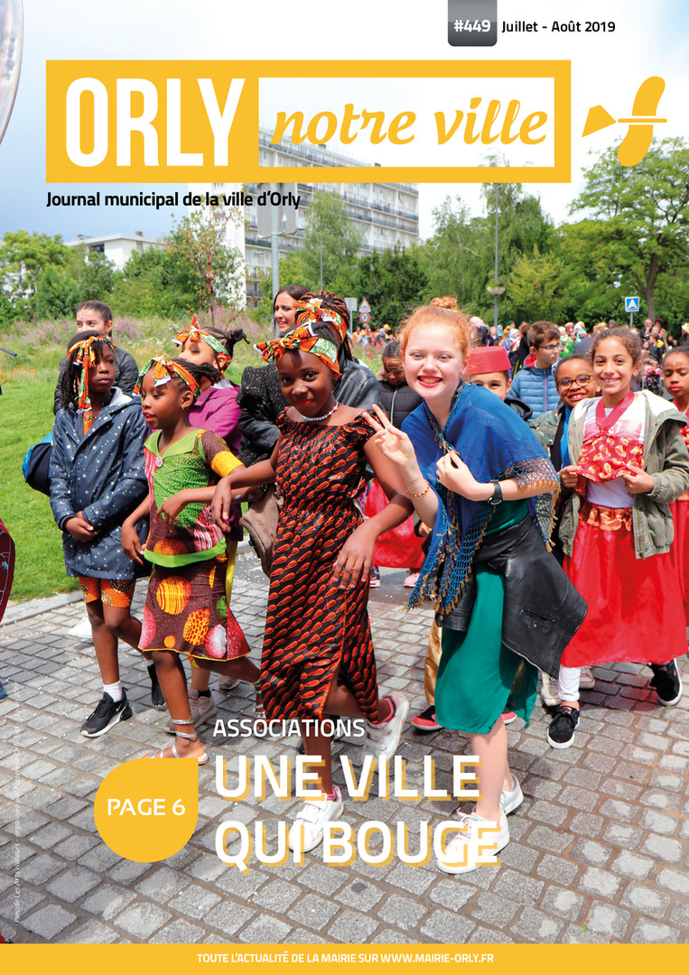 Journal Orly Notre Ville
