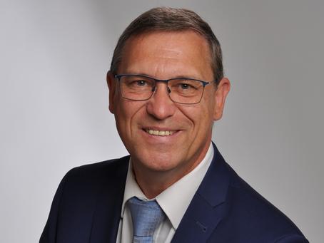 Unser Team wächst: Dipl. Ing. Alois Buss, Vertrieb und Key-Account Manager Robotik