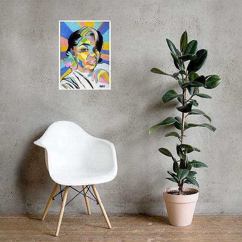 Breonna Taylor Art Print