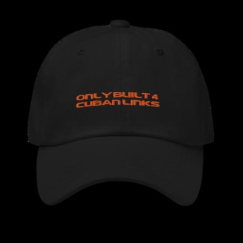 Cuban Links Dad hat
